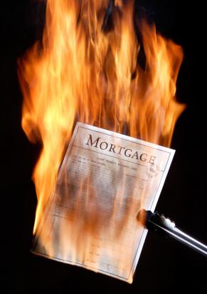 mortgageburning